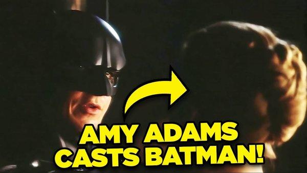 Amy Adams Batman Begins