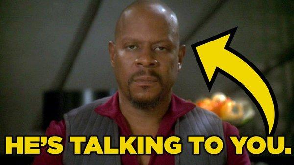 Star Trek Sisko