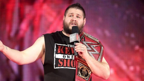 Kevin Owens Universal Title