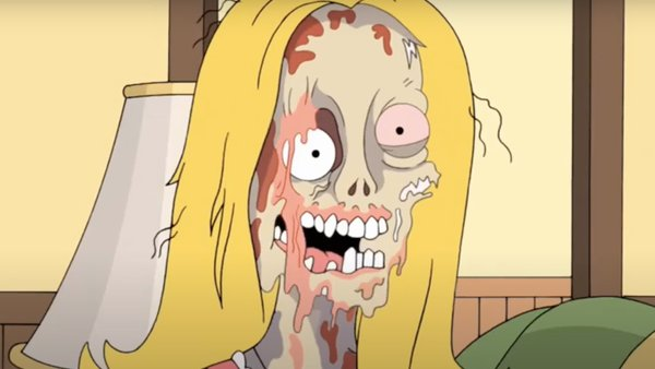 American Dad Francine Smith Flirting With Disaster