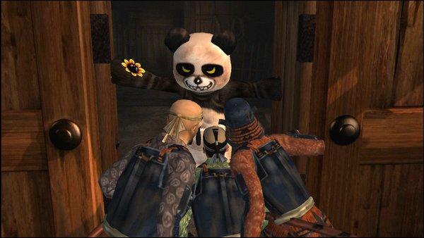 onimusha panda