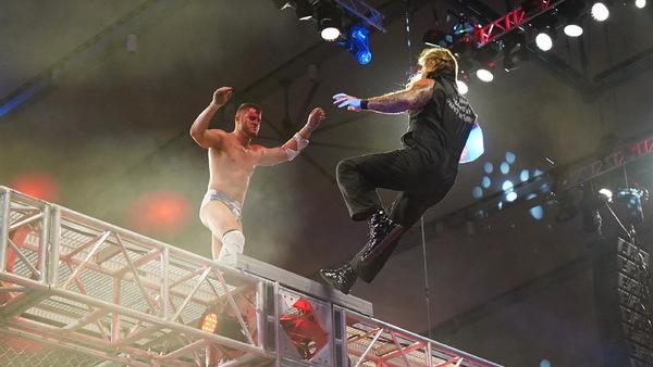 MJF Chris Jericho