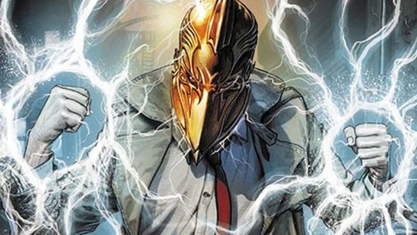 John Constantine Doctor Fate