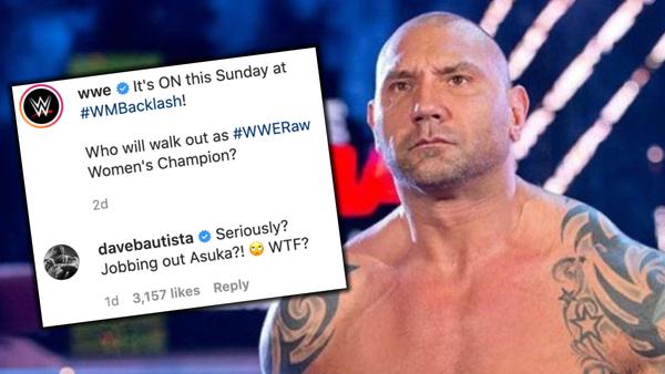 Batista Instagram