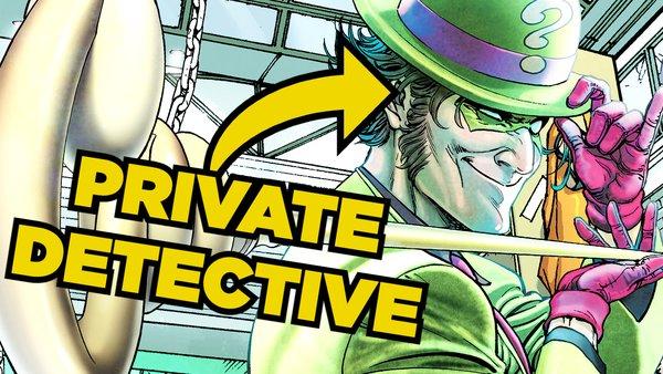 Riddler Private Detective