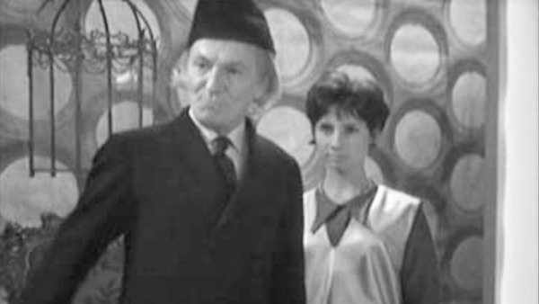 Doctor Who An Unearthly Child