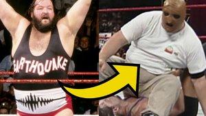 Earthquake WWE