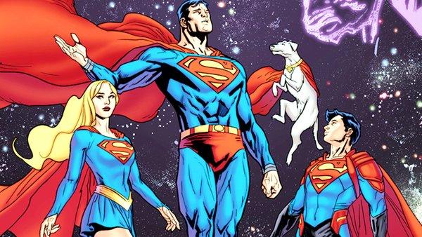 Superman Family