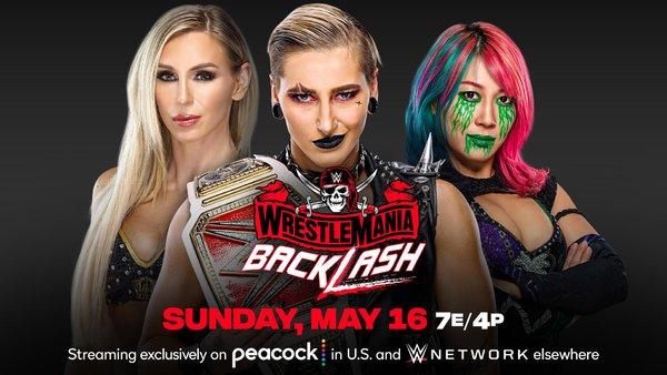 WrestleMania Backlash Raw Women's Title