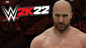 WWE 2K22 Cesaro