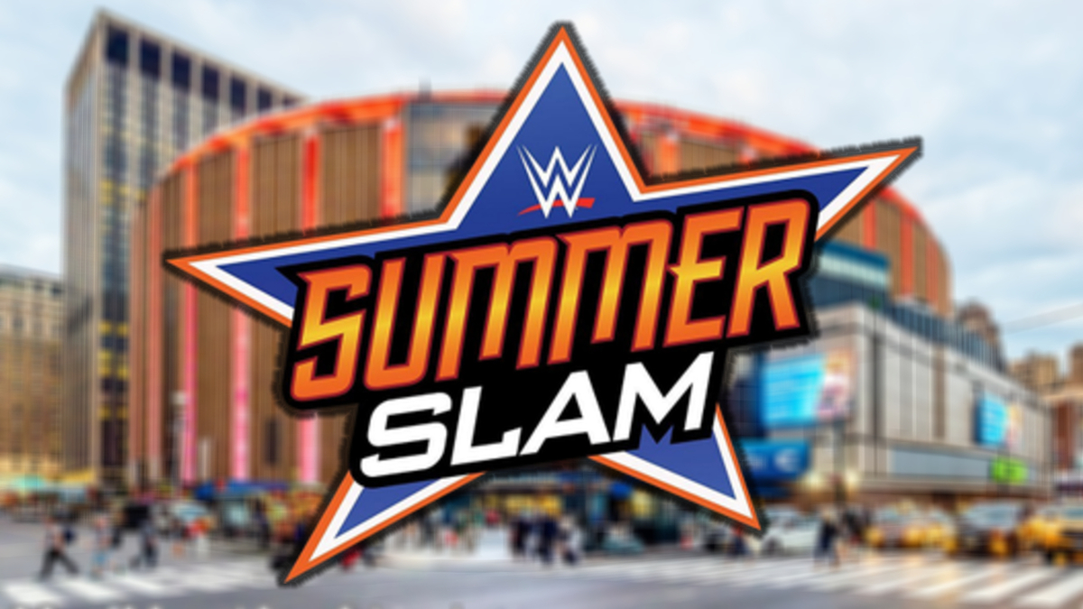 Определилось место проведения SummerSlam