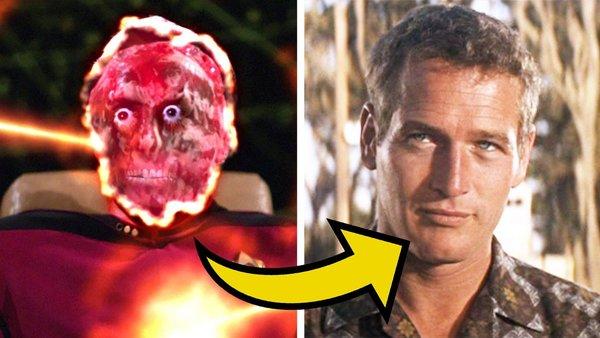 Paul Newman Star Trek