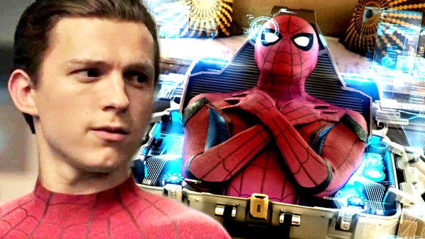Spider Man Holland Costume