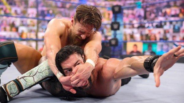 Daniel Bryan Roman Reigns