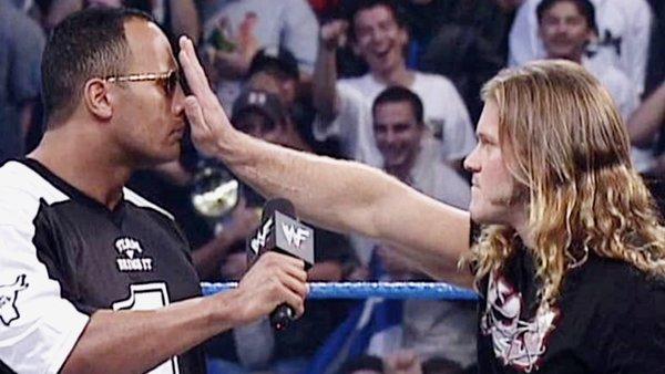 Chris Jericho The Rock