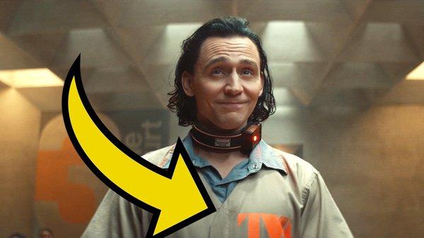Loki episode 1 TVA jumpsuit