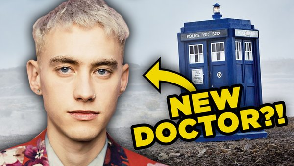 Olly Alexander Doctor Who
