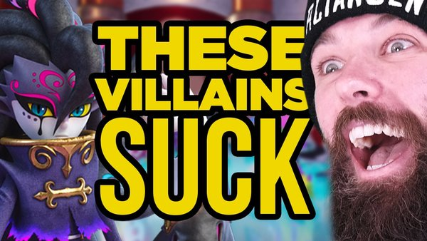 These Villains SUCK