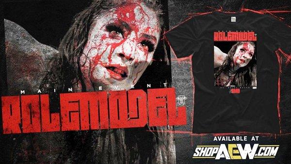 Britt Baker Main Event Role Model T-Shirt