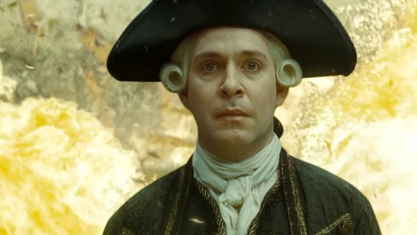 Pirates Of The Caribbean At World S End Beckett