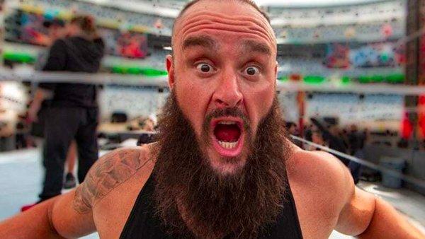 Braun Strowman Shocked
