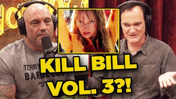 The Joe Rogan Experience Quentin Tarantino