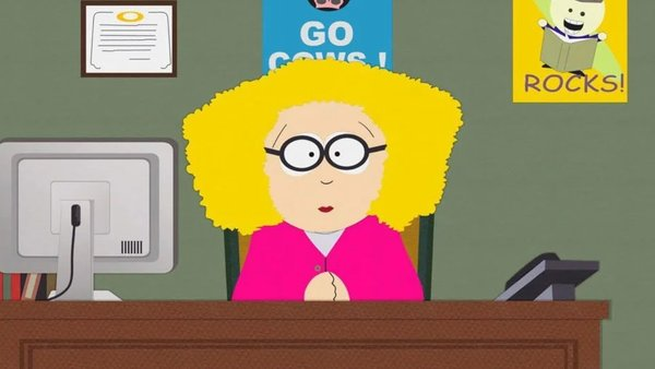 South Park Ms. Pearl