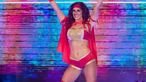 Santana Garrett WWE