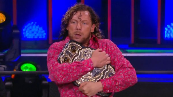 Kenny Omega AEW Title