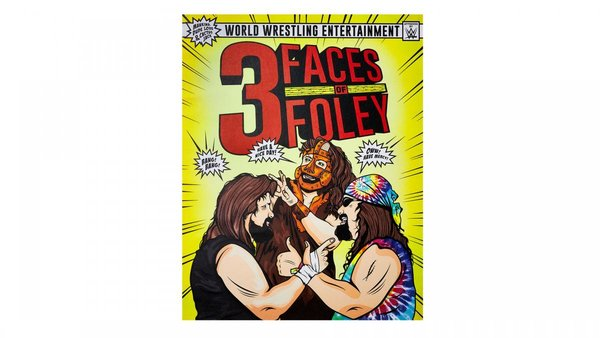 Mick Foley WWE Shop