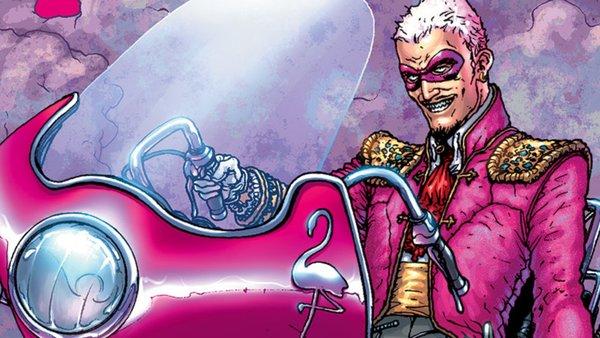 Flamingo DC Comics