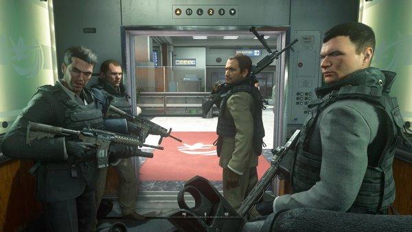 Call of Duty Modern Warfare 2 No Russian