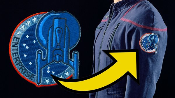 Star Trek Enterprise Uniforms