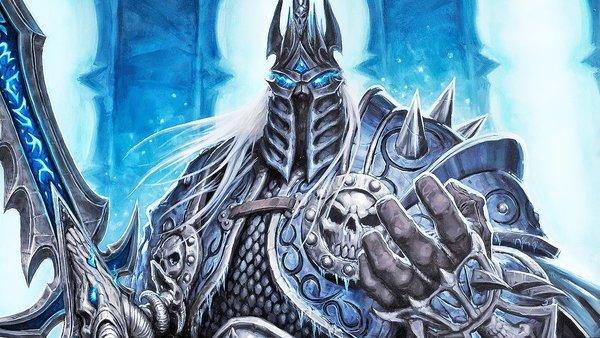 world of warcraft Lich king