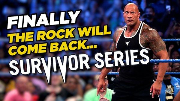 The Rock WWE return news thumb