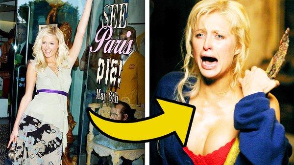 House of Wax See Paris Die Paris Hilton