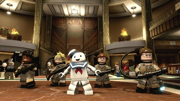 LEGO Dimensions Ghostbusters Reboot