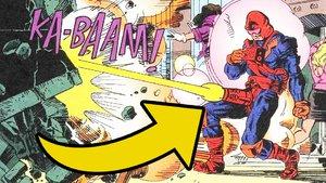 Codpiece Doom Patrol #70 (1993)