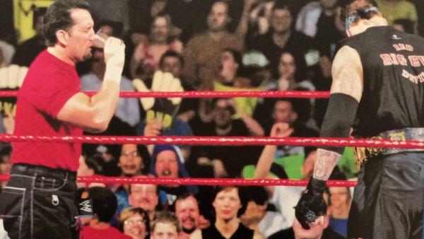 Rey Mysterio Eddie Guerrero
