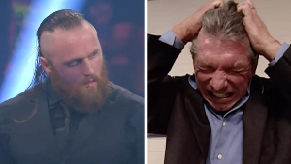 Malakai Black Vince McMahon