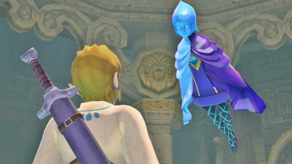 legend of zelda skyward sword fi