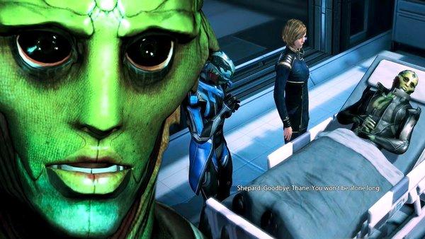 Thane Mass Effect