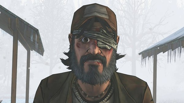 Kenny The Walking Dead
