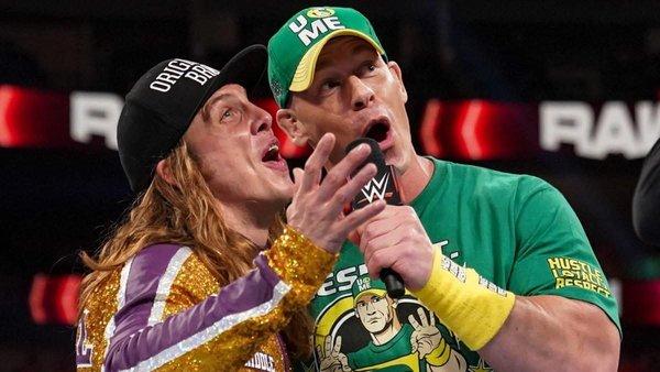 Riddle John Cena