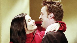Chandler and Monica friends