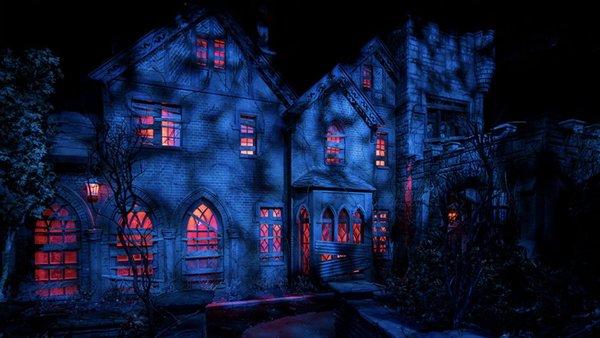 Universal Orlando Halloween Horror Nights Haunting Hill House