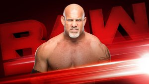 Goldberg Announced For Monday's WWE Raw