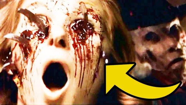 A nightmare on Elm Street Gwen