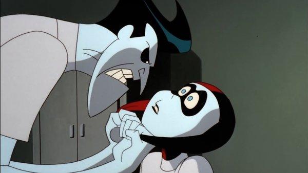 The New Batman Adventures Mad Love