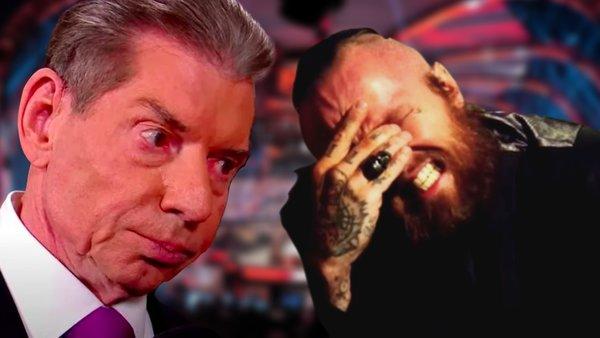 Aleister Black Vince McMahon